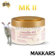 G&M Australian Lanolin Night Cream (with Vitamin E) MK II 250G