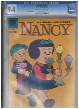 Dell Comics Nancy & Sluggo #169 CGC Graded 9.4 1959