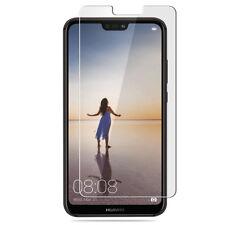 2x Huawei P20 Lite Tempered Echt Panzer Folie Displayfolie Schutzfolie Premium