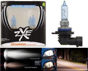 Sylvania Silverstar ZXE 9012 HIR2 55W Two Bulbs Head Light Dual Beam Replacement