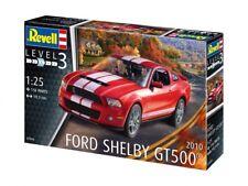 2010 Ford Shelby Gt 500, revell Car Model Kit 07044