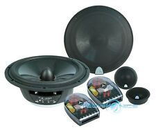 """JL AUDIO C3-650 6.5"""" 300W 2 WAY 4 OHM CAR AUDIO STEREO COMPONENT SPEAKERS SYSTEM"""