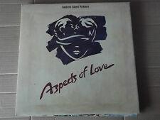 ASPECTS OF LOVE double LP + booklet & inners all near mint or mint