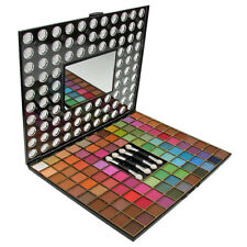Make Up Set Eye Shadow Palette Beauty 98 Colour Mirror Applicators Cosmetics