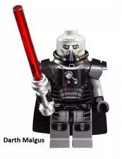 Darth Malgus - Star Wars - Minifigures - US Seller