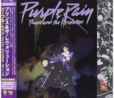 Prince Purple Rain 3-CD + Live Concert 1985 DVD Japan OBI New 80s Pop Soundtrack