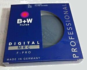B+W 82mm UV Haze MRC SLIM Digital F-Pro 26943 010M 82 mm Multi-Resistant Coating