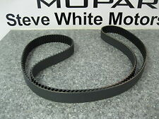 05-07 Jeep Liberty Timing Belt With 2.8L Turbo Diesel Engines Mopar Oem Quality