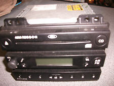 FORD FIESTA 02 a 05 RDS 4500 LETTORE CD