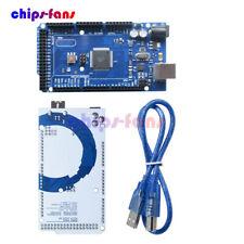 MEGA 2560 R3 Module ATMEGA2560-16AU ATMEGA16U2 Board W/USB Cable For Arduino