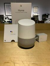 Google Home Voice Activated Speaker - Store Demo W/ Box & FREE SHIPPING