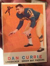 1959 Topps #162 Dan Currie