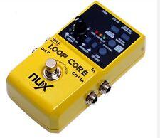 NUX Loop Core Violao Guitar Electric Effect Pedal /Durable Guitarra Effect Pedal