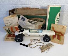 Vintage Testors Indy 500 Tether Sprite Gas Powered Car W Box