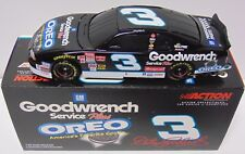 2001 DALE EARNHARDT GM GOODWRENCH #3 BLACKED OUT WINDOW OREO NASCAR 1:24 ACTION