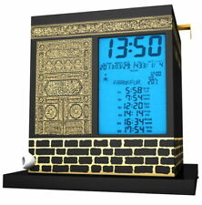 Conduit la Prière Azan Horloge Ezan Saati Kabe 2000 City la Mecque Kaaba Islam