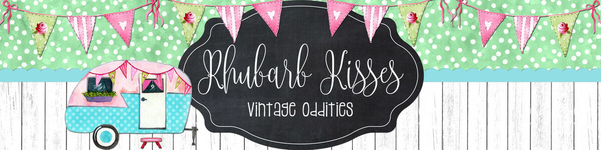 Rhubarb Kisses