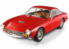 1962 FERRARI 250 GT BERLINETTA LUSSO RED HOT WHEELS ELITE 1:18 NOT PERFECT BOX