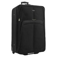 """US Traveler 30"""" Large Ultra Light-weight Rolling Luggage Wheeled Travel Suitcase"""