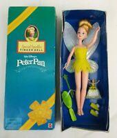 1998 Special Sparkles Tinker Bell Disney's Peter Pan Mattel #19896. Original wow
