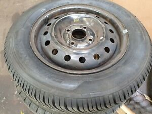 """Rover 600 Series 15"""" Wheel 4 Stud With Unused Tyre 195/65R15 91H 93-2000 DOT4103"""