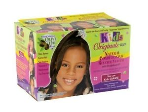 Africa's Best Kids Organics Conditioning Relaxer System No-Lye Kids Coarse