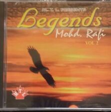 Legends Mohd. Rafi Vol. 2 (CD) Singer; Kamal Hussain, Music; Raja Symphonies