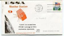 1969 Essa Weather Station 9 TOS Two Camera System Cape Canaveral USA SAT NASA