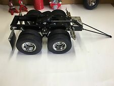 Tamiya 1/14 RC Grand Hauler King semi trailer dolly Scania Globeliner TD1