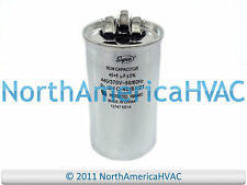 NEW Motor Round Dual Run Capacitor 45 + 5 uf MFD 440 Volt Packard PRCFD455