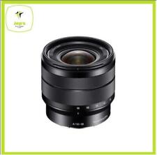 Sony E 10-18mm F4 OSS SEL1018 Wide Angle Zoom Lens Brand New
