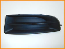 GENUINE SKODA OCTAVIA II 2009-2013 LEFT FRONT BUMPER GRILLE 1Z0807367B - NEW