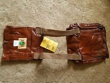 Vtg IDEAL Handy Andy Tackle Pac #1925 Fly Fishing (Strap Vest, Creel) NEW!
