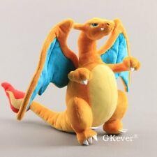 Pokemon XY Charizard  Dragon Plush Toy Stuffed Animal Soft Doll 9'' Kids Gift