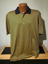 Mens Peter Millar Summer Comfort S/S Polo/Golf Shirt Extra Large (Xl) Striped
