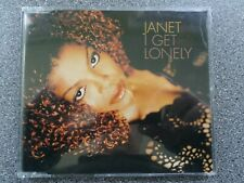 JANET JACKSON - I GET LONELY - CD - 5 TRACK SINGLE