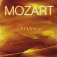 Various Artists : Mozart for Relaxation / Various Classical Artists 1 Disc CD