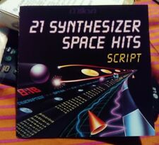 Script–21 Synthesizer Space Hits CD 1990
