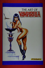 Art of Vampirella Fantasy Art Dynamite Collectble Comic Poster 24X36   VAMP