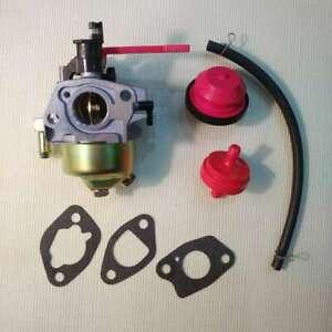 Carburetor Carb for MTD model # 31A-2M1E706 21'' 123cc snowblower