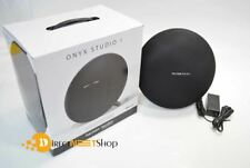 Harman Kardon Onyx Studio 4 Portable Bluetooth Speaker - Black