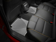 WeatherTech All-Weather Floor Mats for 2016 - 2018 Chevrolet Malibu Grey