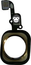 para Apple iPhone 6s Botón De Inicio Dedo Táctil ID Sensor Flexible oro