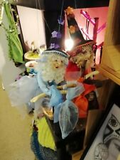 Jazz by witches of pendle 32cm £16.95 blue or orange