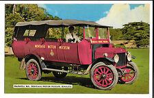 Maxwell Bus, Montagu Motor Museum, Beulieu, Unposted, By Harvey Barton