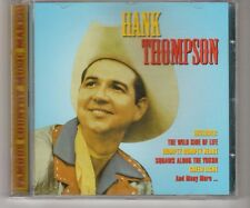 (HK26) Hank Thompson, Famous Country Music Makers - 1999 CD