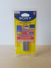 Genuine SONY Rechargeable Battery Pack NP-FP50 Stamina Life P Series infoLithium
