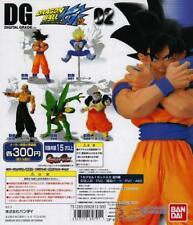 Bandai DragonBall Kai DG Part 2 02 Gashapon Full Set of 5pcs 2010