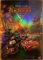 CARS 2 DISNEY PIXAR DVD EDITORIALE