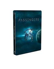 Passengers 3D Steelbook(2 Disc) (UK IMPORT) DVD NEW